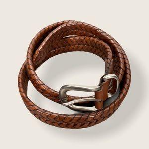 Coach Men's Woven Belt 5922